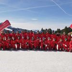 Our ski school team